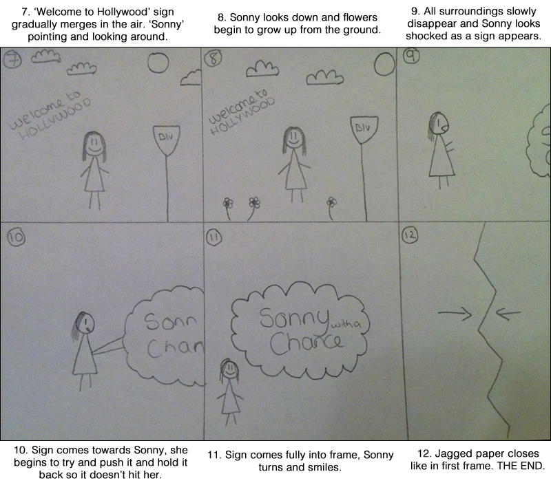Advanced Portfolio In Media: Storyboards And Layout Mock-Ups