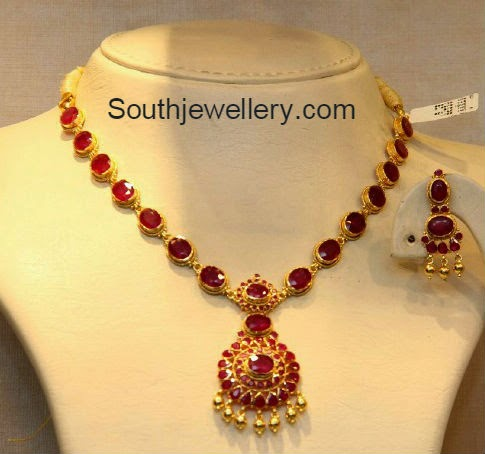 Antique and Vintage Ruby Jewelry - Collector Information