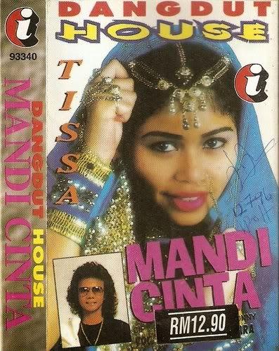 House Dangdut Tissa - Mandi Cinta