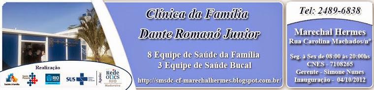 Clínica da Família Dante Romanó Júnior