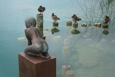 Banyoles Lake in Catalonia