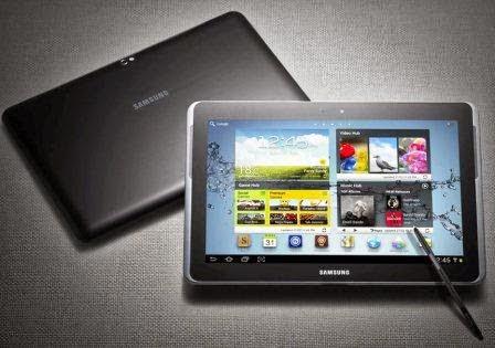 Tablet Samsung Terbaru Tahun 2015