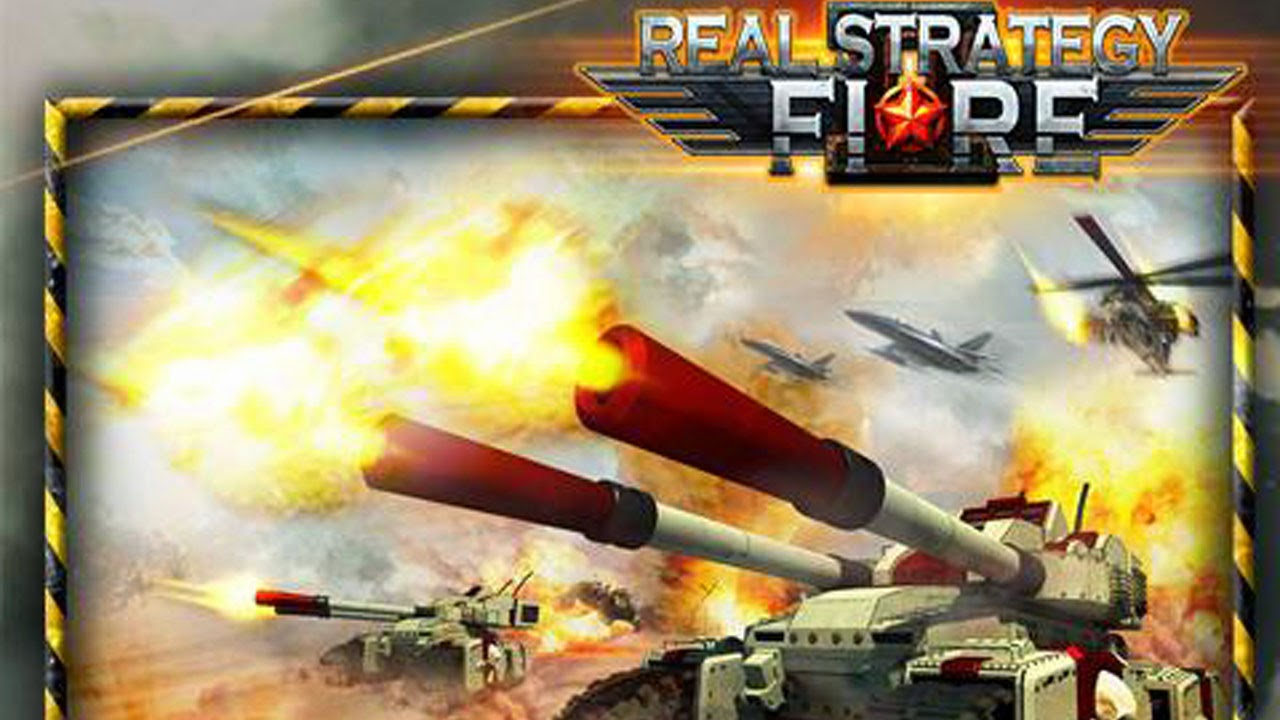 RealStrategy II :Fire Gameplay Android
