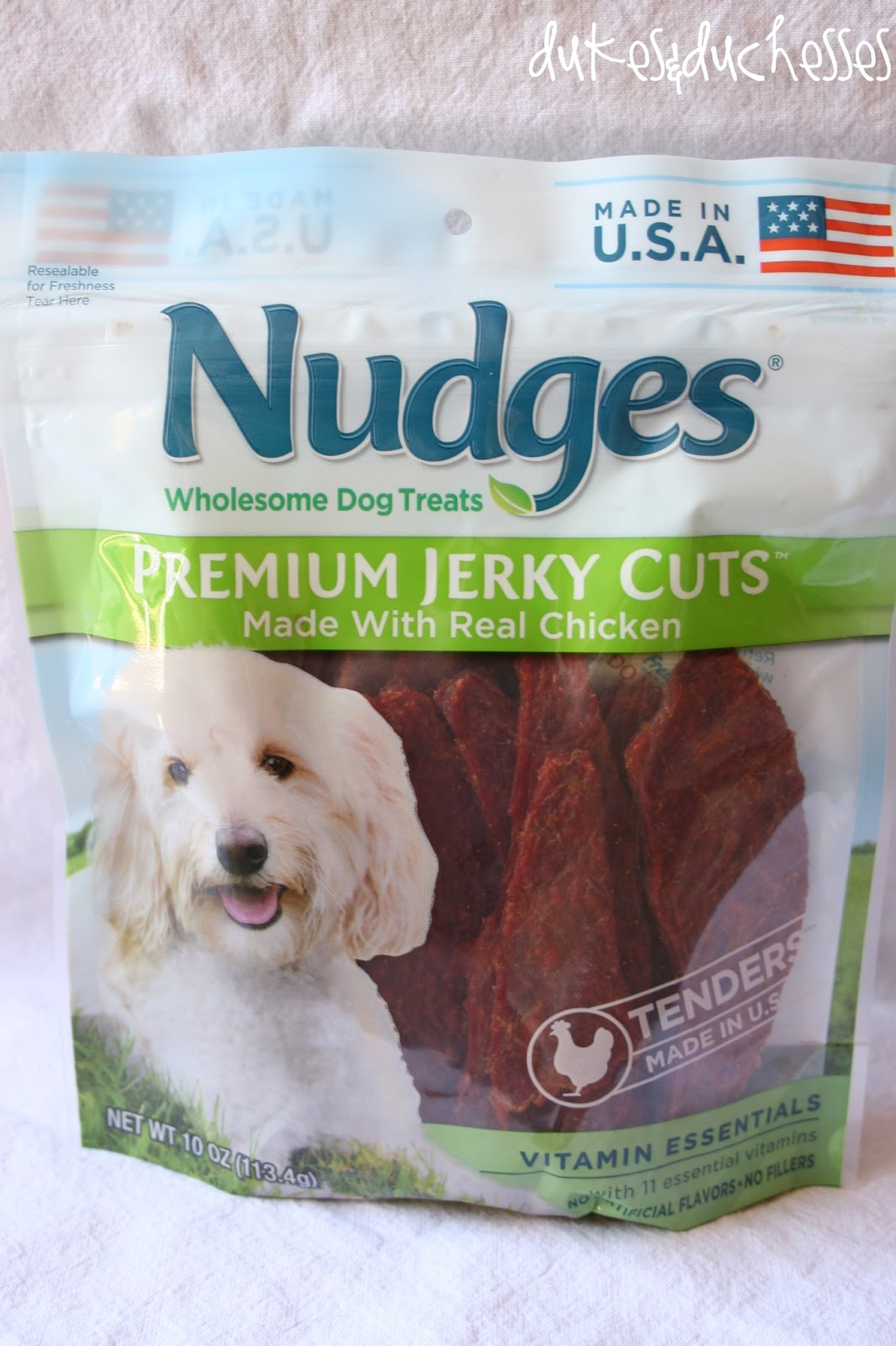 Doggy Bag Party Favors With Healthy Dog Treats Dukes And
