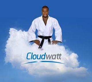 Teddy Riner sur un nuage