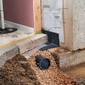 Barrie Interior Basement Weeping Tile Drainage System Installed Barrie in Barrie 1-800-NO-LEAKS