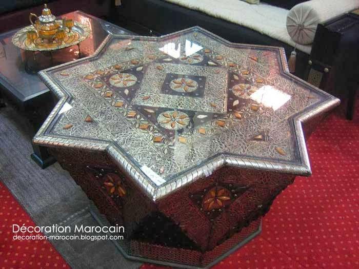 Table-marocaine-étoile