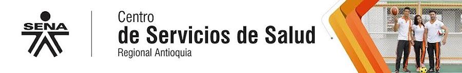 Centro de Servicios de Salud - SENA Regional Antioquia