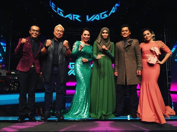 Siti Nordiana Dinobat Juara Gegar Vaganza 2, Bawa Pulang Habuan Lumayan!