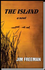 The Island - murder mystery novel set in duck hunting country