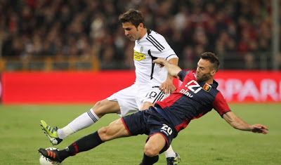 Genoa Cesena 1-1 highlights sky