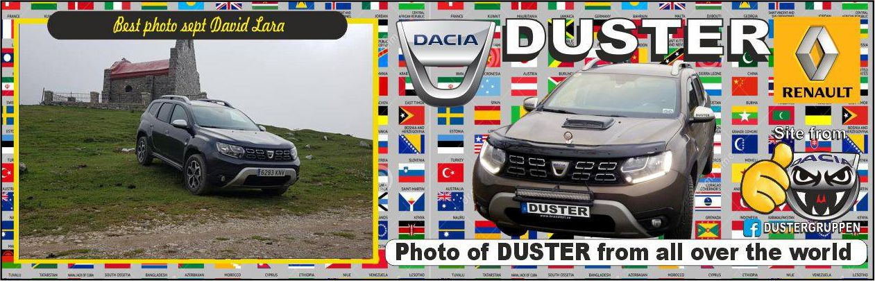 Duster Photo (facebook)