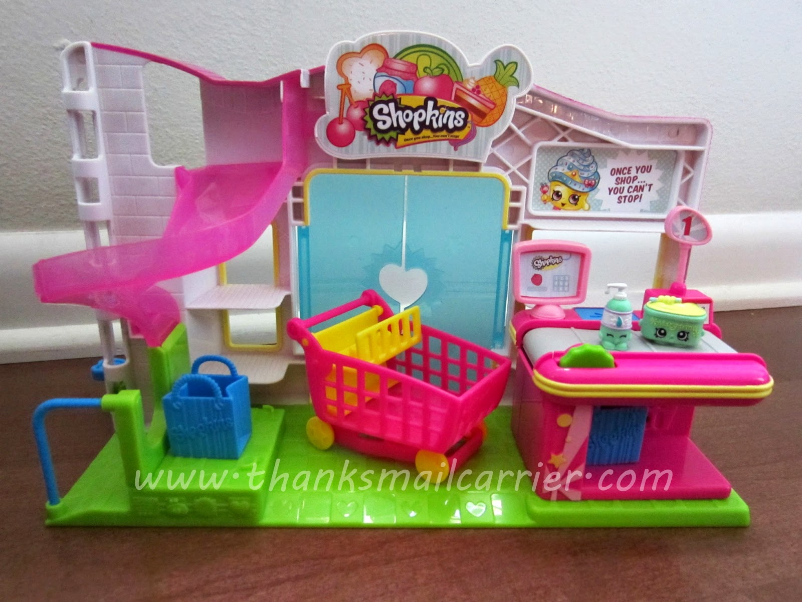 Shopkins Small Mart