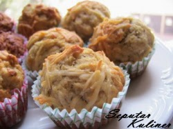 Resep dan Cara Membuat Muffin Keju Breadtalk