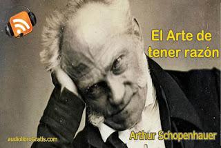 Audiolibro El Arte de tener razón - Arthur Schopenhauer