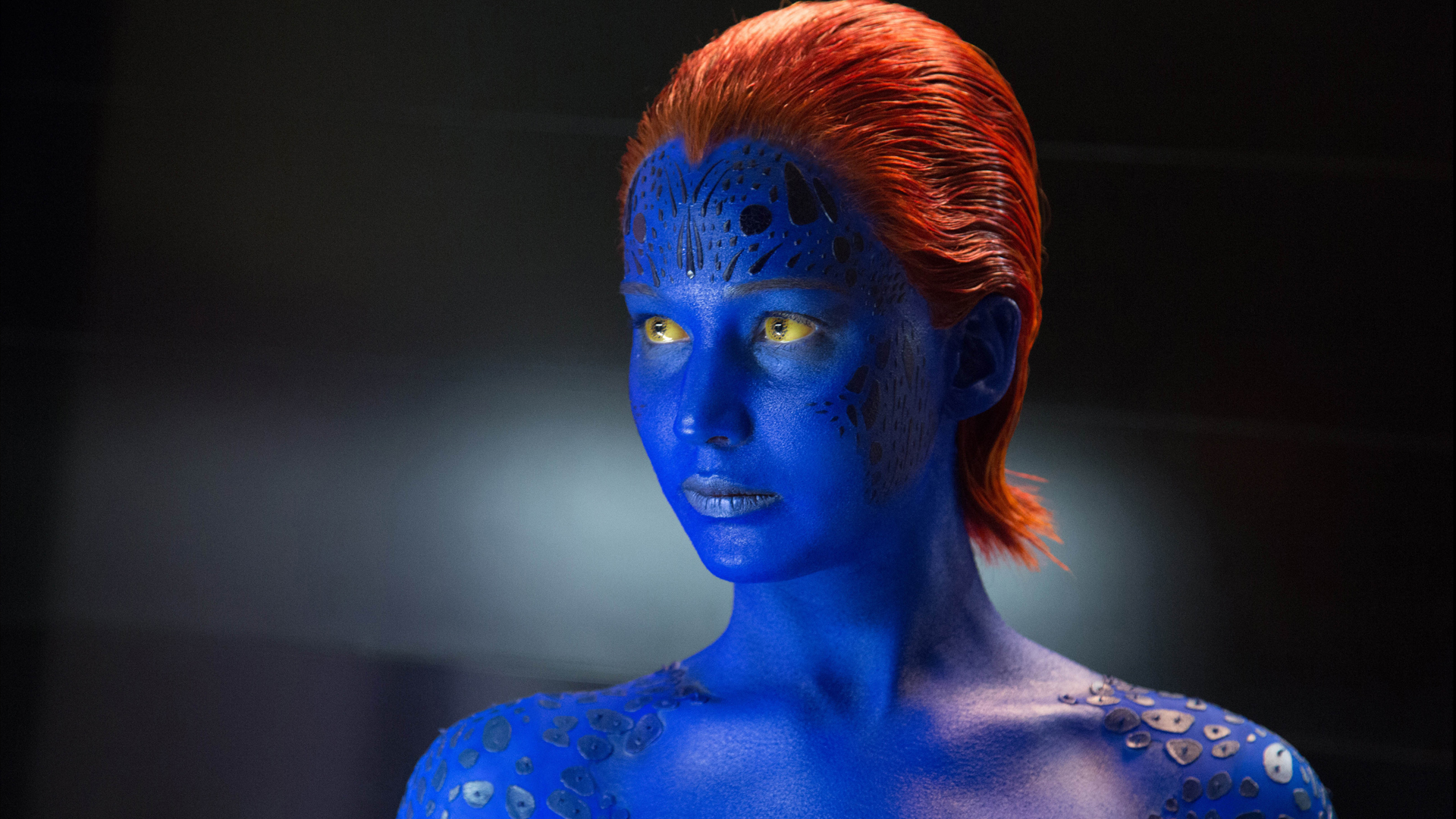 lawrence as mystique x men days of future past 2014 movie girl hd ...