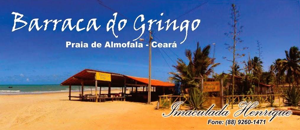 Barraca Do Gringo em Almofala