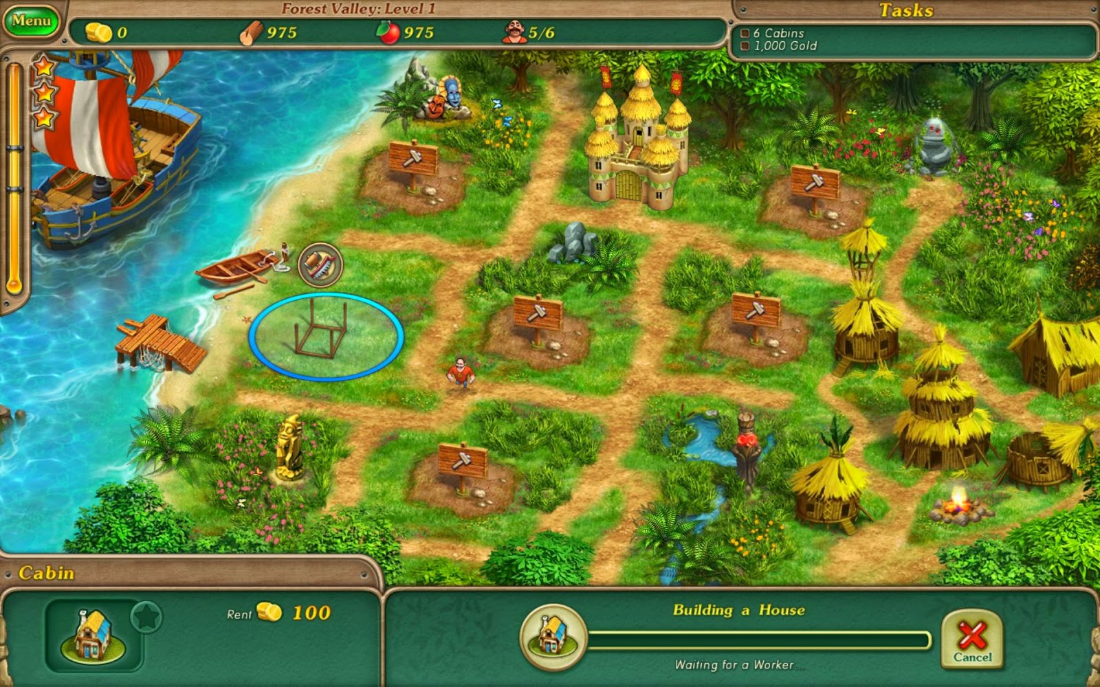 Royal envoy 3 for Big fish games android