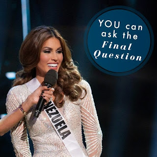 Miss Universe 2014 Question and Answer Portion