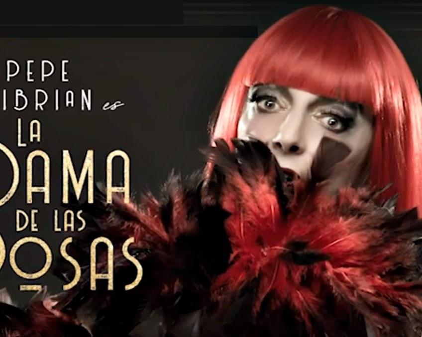 """* """"La dama de las rosas"""", el gran musical de Pepe Cibrián"""
