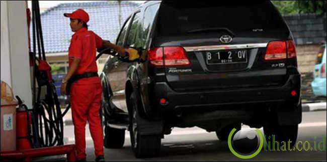 Konsumsi Bbm Fortuner Bensin Matic - Penghemat BBM Paling Ampuh ...