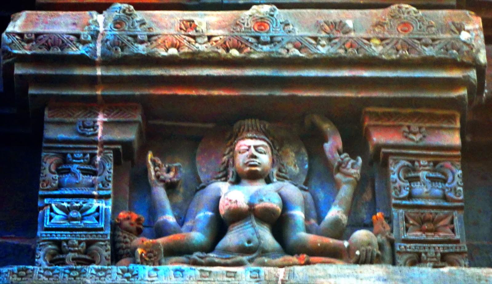 tempio dea madre orissa