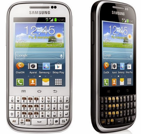 Samsung Android Galaxy Chat Specification Price