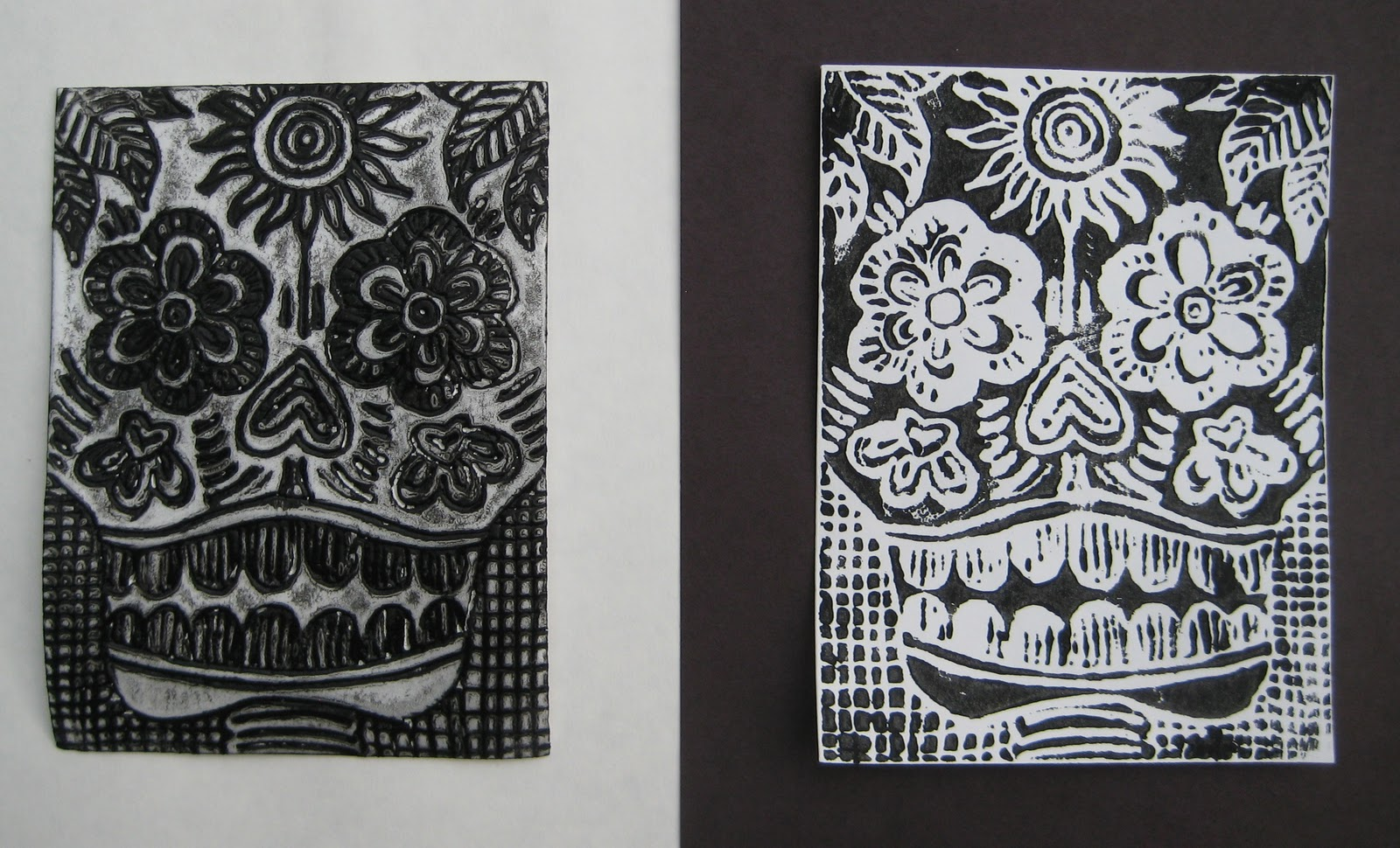 Day Of The Dead Prints Inspired By Jose Posada