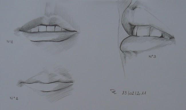 Voyage au coeur des pigments p 39 tit croquis la bouche - Bouche en dessin ...