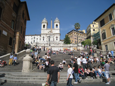 Piazza-di-Spagna-Rome-Italy