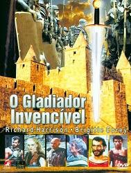 Filme O Gladiador Invencível Dublado AVI DVDRip