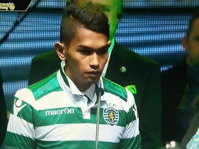 Akhirnya Mimpi Bocah Aceh Bermain di Portugal Terwujud, Sporting Lisbon Rekrut Martunis