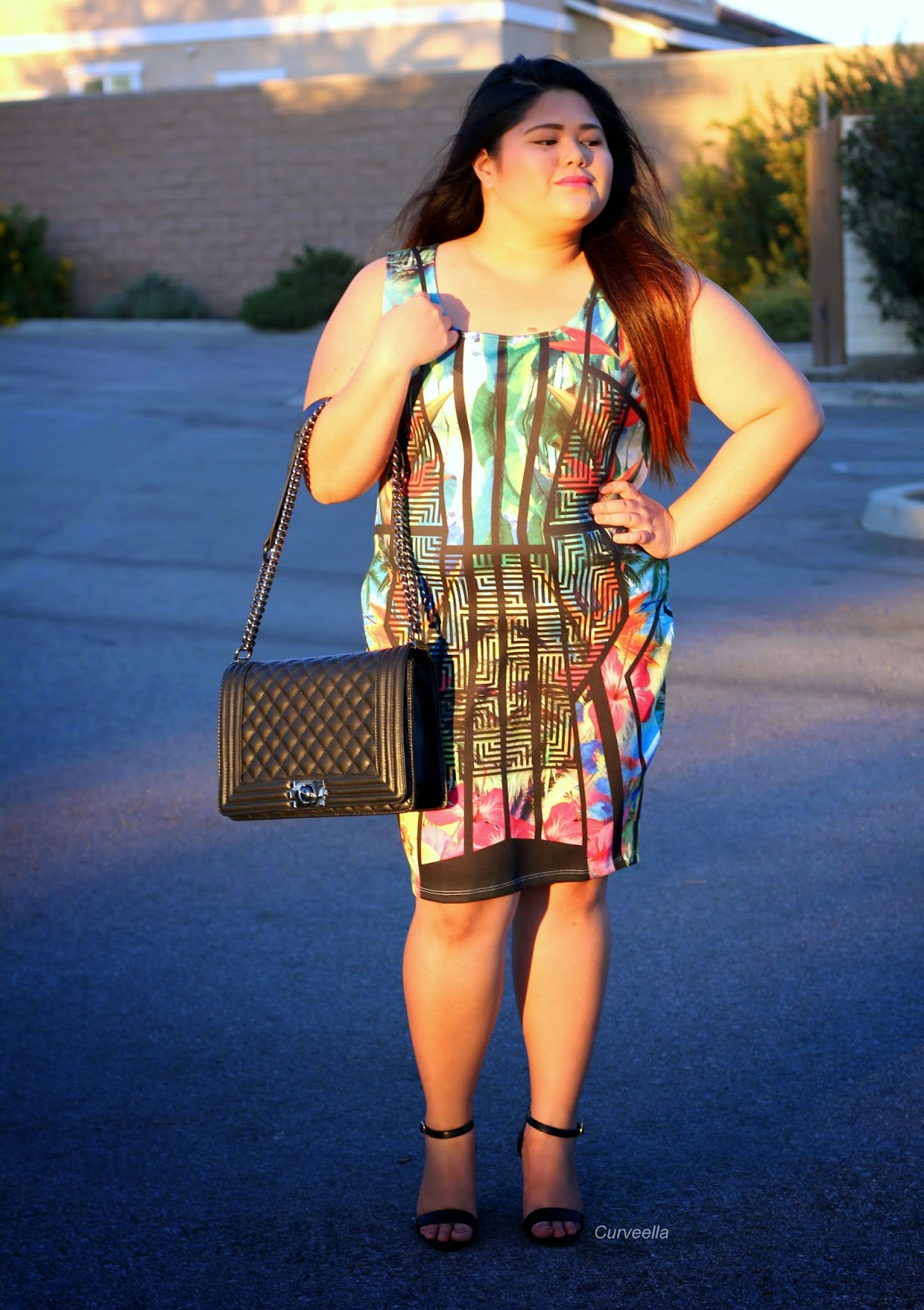 b1c939d7a4f This dress is part of my new collaboration with FASHION TO FIGURE. (  Fashion for Figures 12-26 ) is a big online and in store plus size shop.