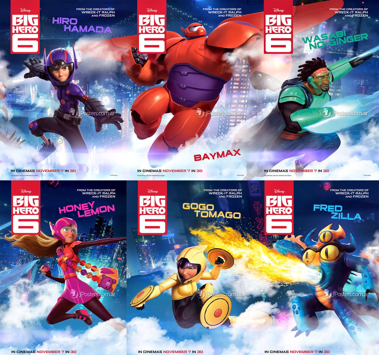 Big hero 6 credits scene they are not only books - Big Hero 6 One Thing I Would Change