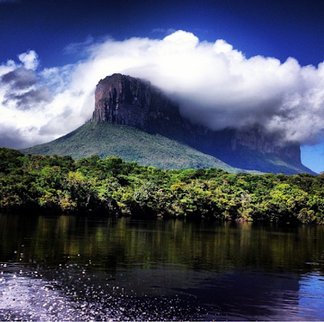 I was in : CANAIMA (Venezuela)