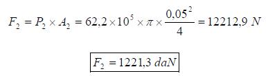 Ejercicio resuelto de estatica de fluidos formula 2 problema 1