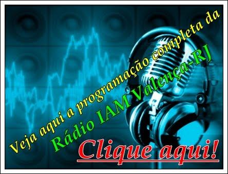 Programação Completa da Rádio