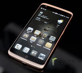 harga handphone octa core ZTE Axon mini