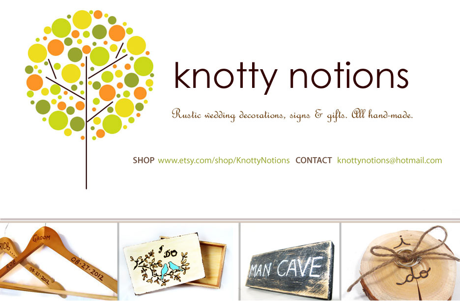 Knotty Notions  