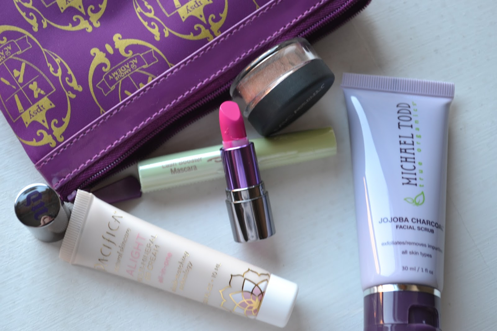 Ipsy Glam Bag August 2013
