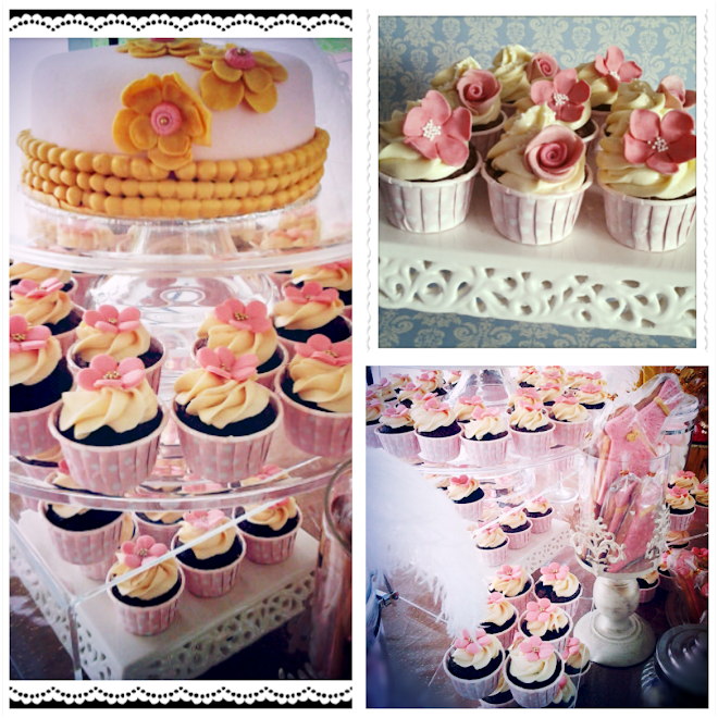 : : CUPS 'n' CAKES : :