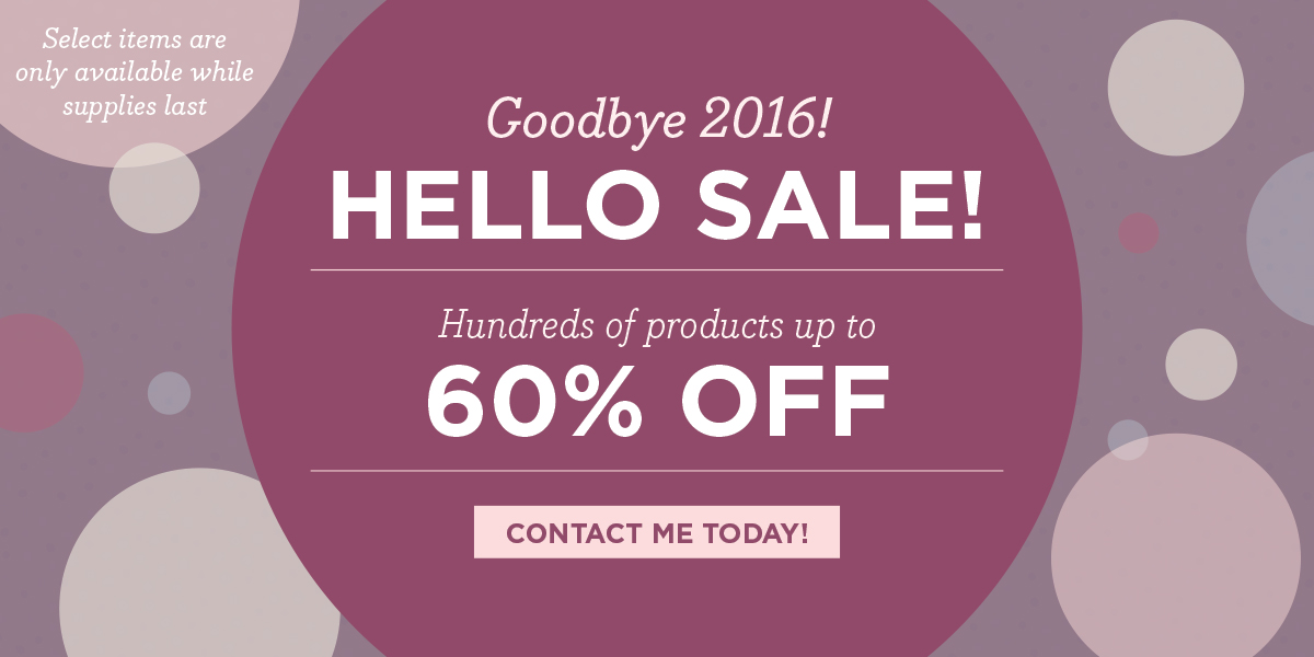 End Of Year SALE!!!!
