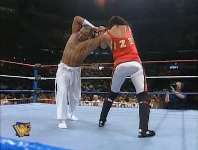 WWF / WWE - SUMMERSLAM 1995 - Hakushi vs. 123 Kid