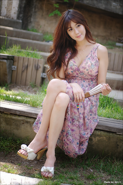 3 Beautiful Kim Ha Yul  - very cute asian girl - girlcute4u.blogspot.com