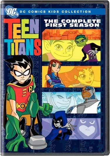 Los Jovenes Titanes Temporada 1