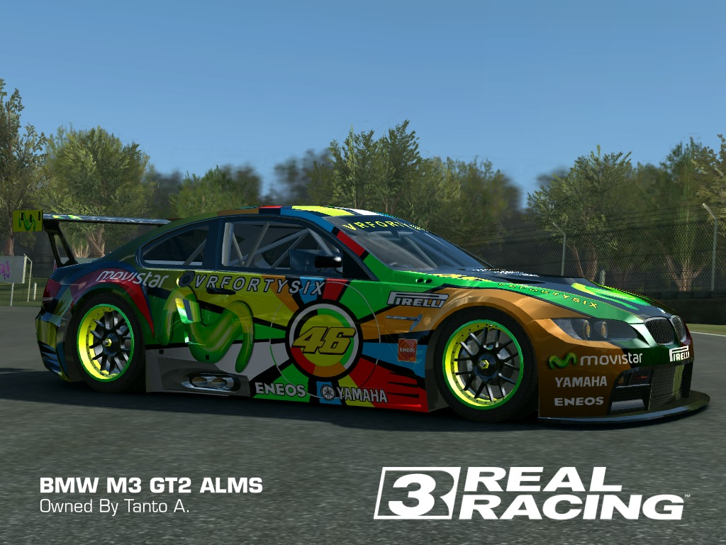 2010 bmw m3 gt2 skin vr46 bmw m3 gt2 hd livery by tanto arc link download