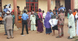 Edo Holds LG Polls