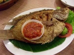 Resep Masak Ikan Gurami Goreng Kering