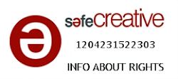 LICENCIA SAFECREATIVE