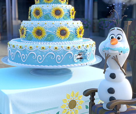 Olaf in Frozen Fever (2015)